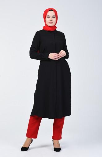 Beli Lastikli Cep Detaylı Pantolon 1305PNT-02 Kırmızı