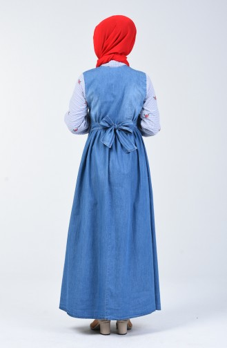 فستان ليلكي 5090-01
