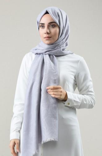 Alisya Şal M032-05 Açık Gri
