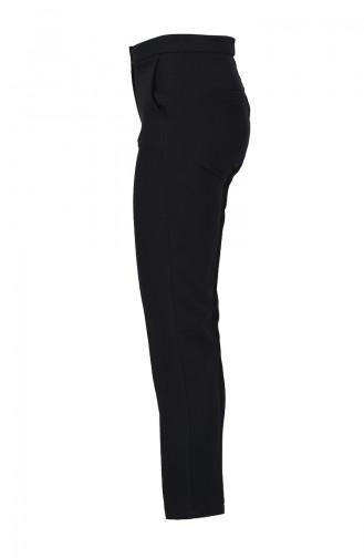 Pockets Pants 7282-02 Black 7282-02