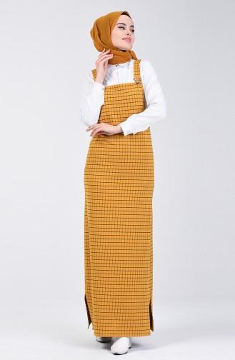 Mustard Gilet 8000-07