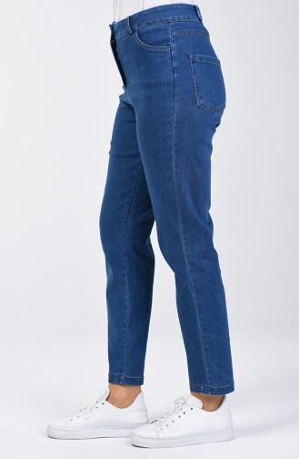 بنطال أزرق جينز 7295-01