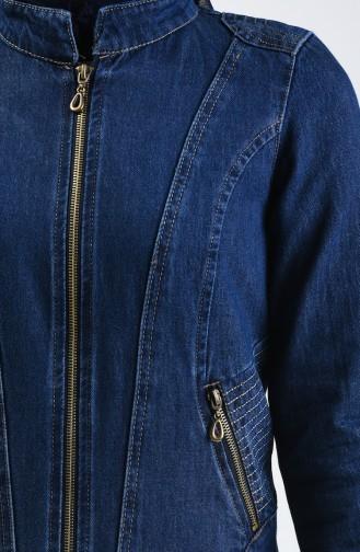 Navy Blue Jacket 6084-01