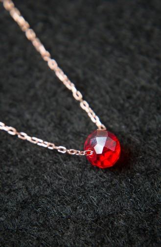 Rose Skin Necklace 2229