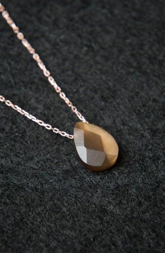Rose Skin Necklace 2241
