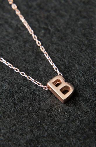 Rose Skin Necklace 2254