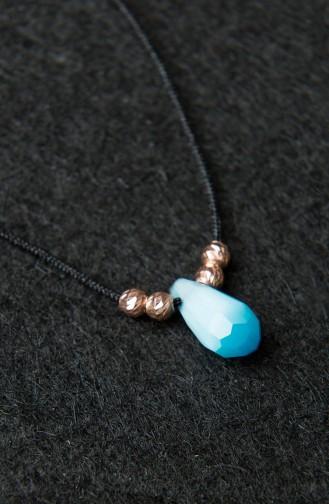 Rose Skin Necklace 2281