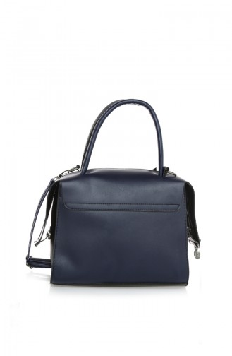 Navy Blue Shoulder Bag 50Z-02