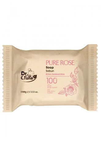 Farmasi Dr C Tuna Pure Rose Savon 100gr	1119062 1119062