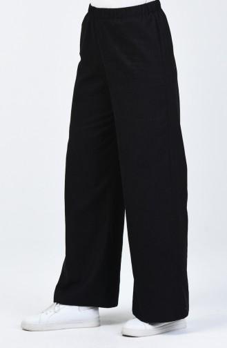 Pantalon Noir 0267-01