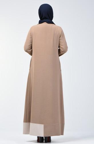Mink Abaya 0129-05