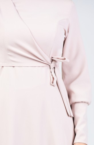 فستان بيج 2712-03