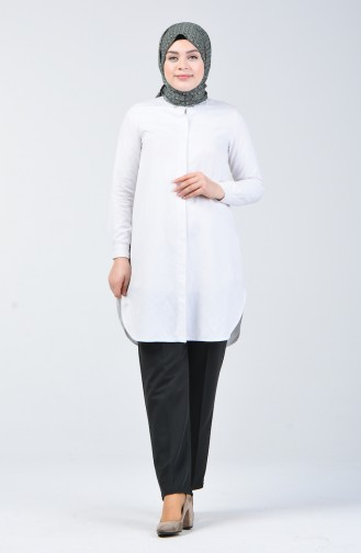 Plus Size Staple Pants 1060-02 Khaki 1060-02