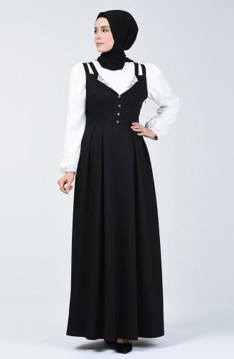 Gilet أسود 0101-01