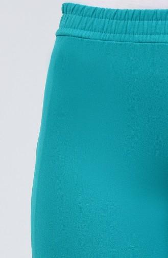 Glass Green Broek 1431PNT-01