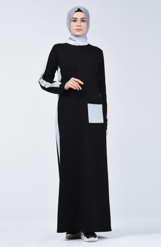 Gray Dress 3095-15