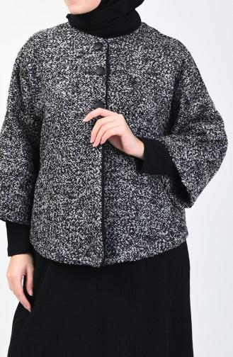 Jacket Dress 2 Piece 4448-01 Black 4448-01