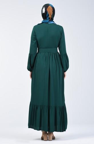 Emerald İslamitische Jurk 4534-02