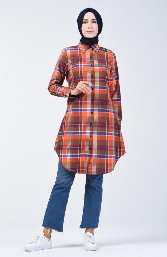 Orange Tunic 6444-01