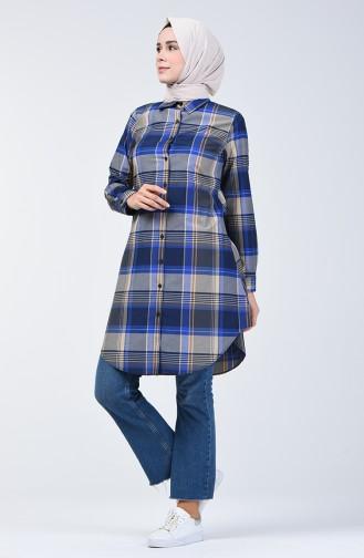 Blue Tunic 6445-01