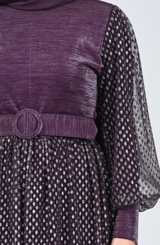 Purple İslamitische Jurk 2003-01