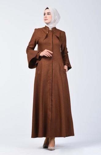 Hijab Mantel 1272-04 Senf 1272-04