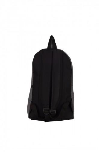 Gray Back Pack 1247589004460
