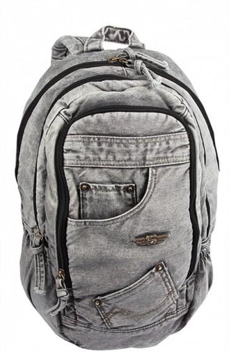 Renkli Back Pack 5129 Kaya Denim