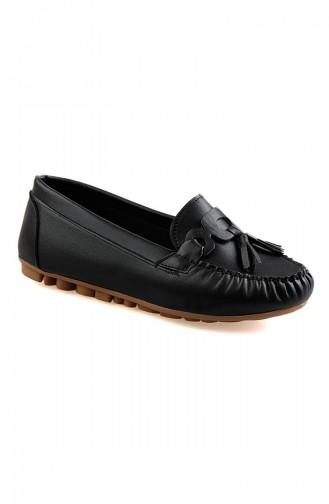 حذاء نسائي أسود 0144-01