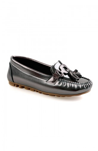 Women´s Shoes 0144-02 Platinum 0144-02
