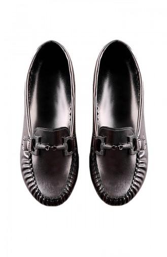 Damen Schuhe 0145-02 Platinum 0145-02