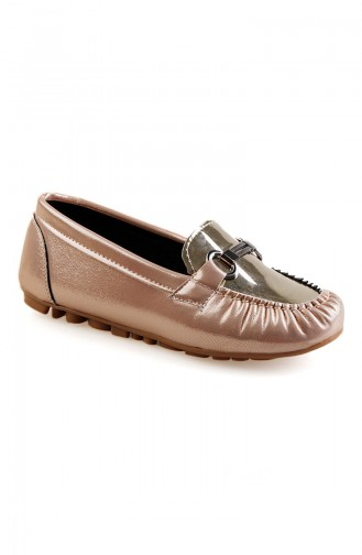 Chaussures Pour Femme 0146-06 Rose Gold 0146-06