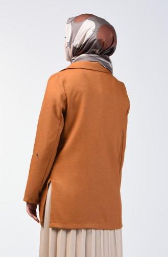 Mustard Jacket 6479A-03