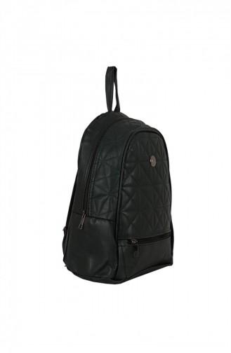 Zigga 02656 Green Woman Faux Leather Backpack 1247589004195