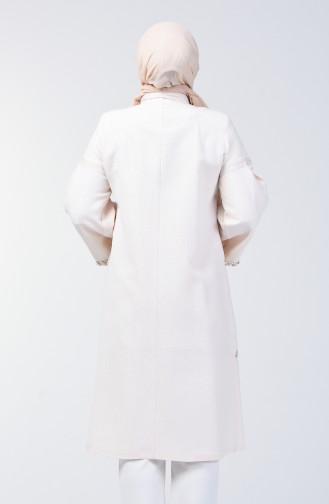 Taşlı Ceket 0845-01 Somon 0845-01
