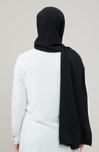 شال موسمي أسود 70153-01