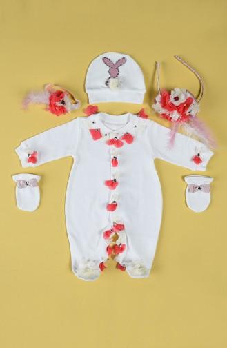 Vermillion Baby & Kid Suit 3