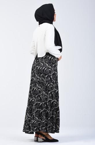 Black Skirt 1088-01