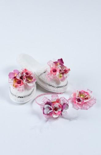 Lohusa Terlik Seti - Kız Bebek aks13 Pembe