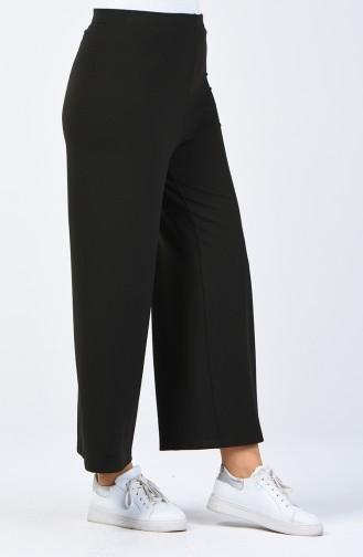 Pantalon Large 1116-04 Vert Foncé 1116-04
