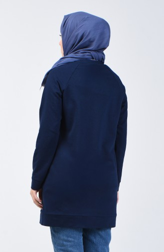 Navy Blue Sweatshirt 3151-01
