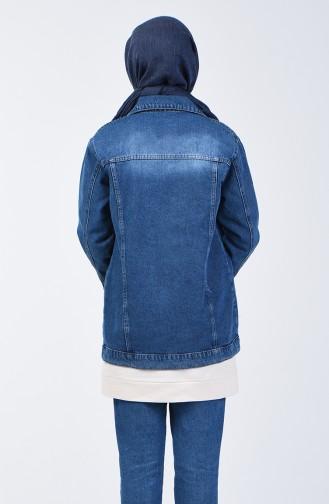 Short Denim Jacket 2000-01 Jeans Blue 2000-01