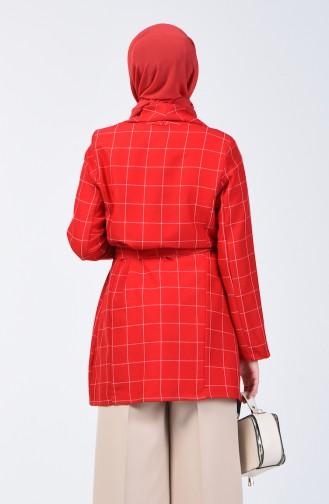 Red Mantel 1648-01