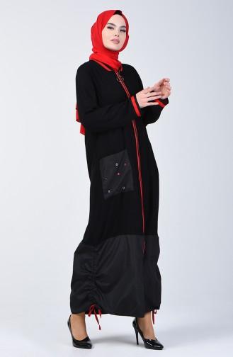 Red Mantel 4505-01