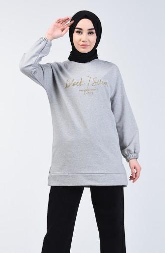 Gray Sweatshirt 1100-01