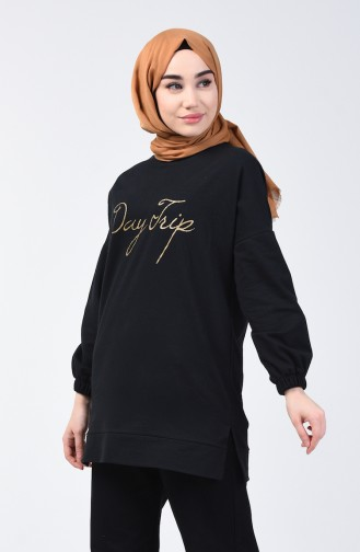 Black Sweatshirt 1500-04