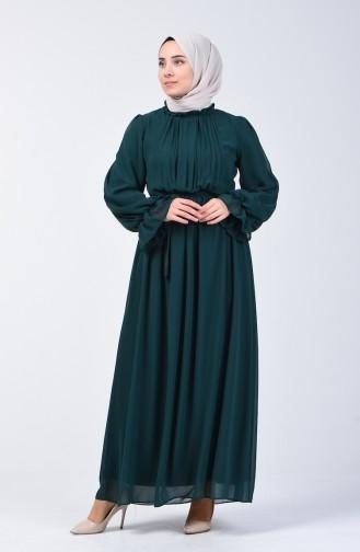 Emerald İslamitische Jurk 5133-01
