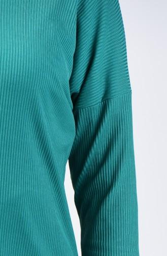 طقم تونيك وبنطال 1959-05 لون أخضر 1959-05