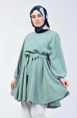 تونيك أخضر 6337-09