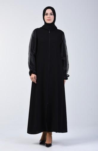 Abayas Noir 1057-01